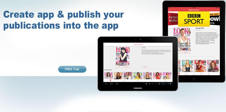 Flipbook Software - Create online flipbooks from PDF